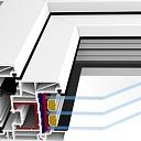 Energoefektīvi PVC logi