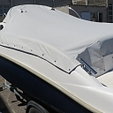 Boat transport covers