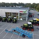 Lauksaimniecības, celtniecības un meža tehnika