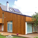Moderns ēku dizains