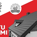 PRODUS jumtu segumi. Pie mums vairāk nekā 50 jumta segumu veidi. Vācu tērauds! 60 gadu garantija!