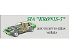 "Used car parts dealer Ltd. ""KRONIS 5"""