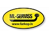 """""""ML-SERVISS"""", Auto aksesuāru centrs-autoserviss, """"AUTOHAK"""" pārstāvniecība"""