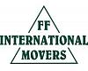 """""""FF International Movers"""", SIA, Pārvietošanās serviss"""