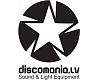 Discomania.lv, skaņas, gaismas tehnikas tirdzniecība