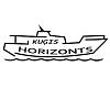 """""""Jūras kuģis Horizonts"""", Kuģītis Daugava Rīga"""