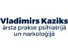 Vladimira Kazika psihiatra-narkologa privātprakse