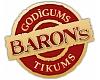 """""""BARON's"""", kafejnīca - ēdnīca, banketi, galdu klāšana."""