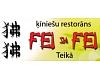 """""""Fei-Fei"""", SIA, Ķīniešu restorāns Teikā"""