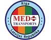 """SIA """"MED TRANSPORTS"""", diennakts slimnieku pārvadāšana un sanitārais transports"""