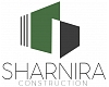 """""""Sharnīra"""", celtniecības darbi"""